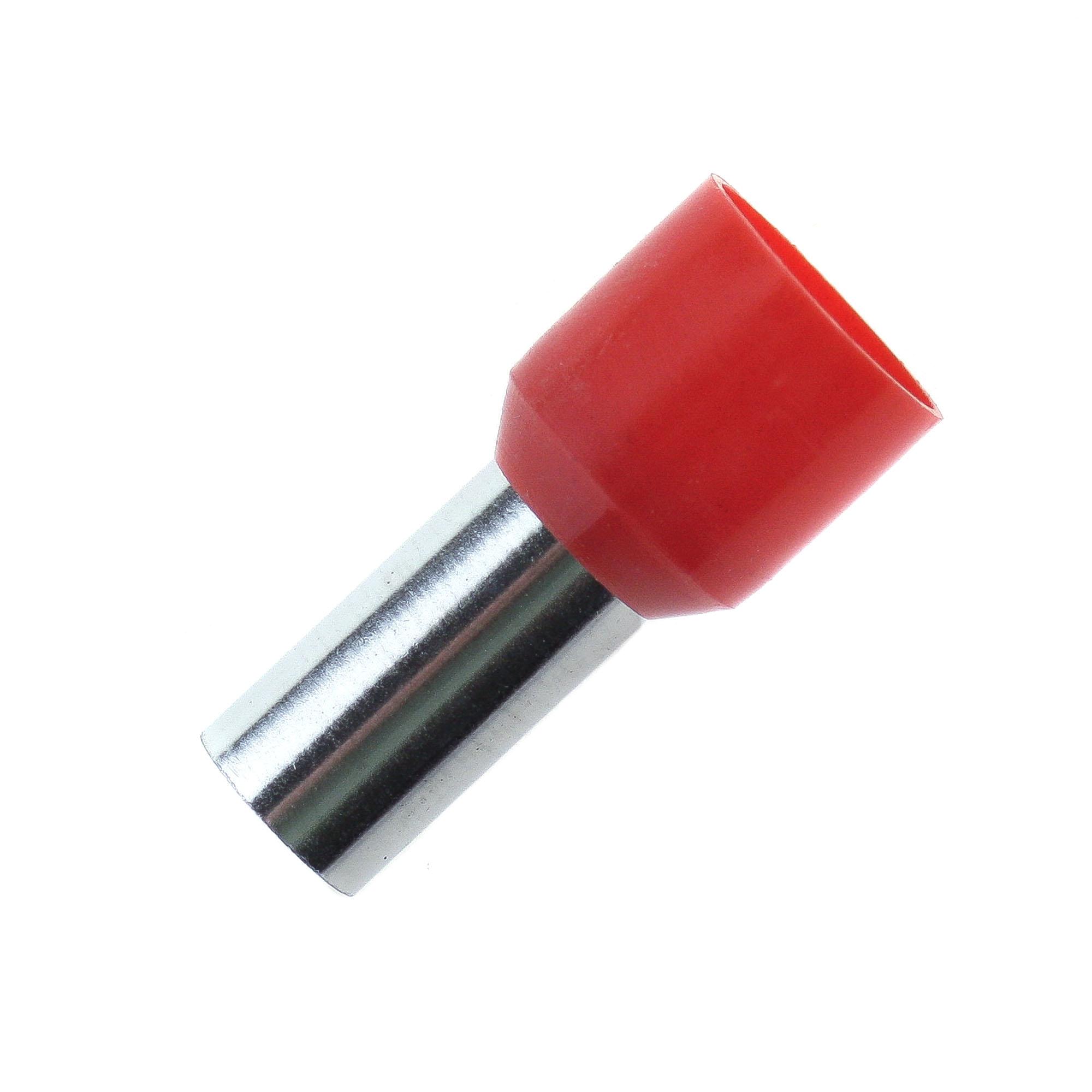50mm² Querschnitt Kabel Endhülsen Aderendhülsen isoliert 0,25mm²